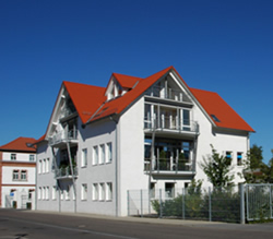 Firmensitz in Döbeln